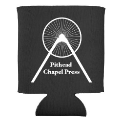 Pithead Chapel Can Koozie